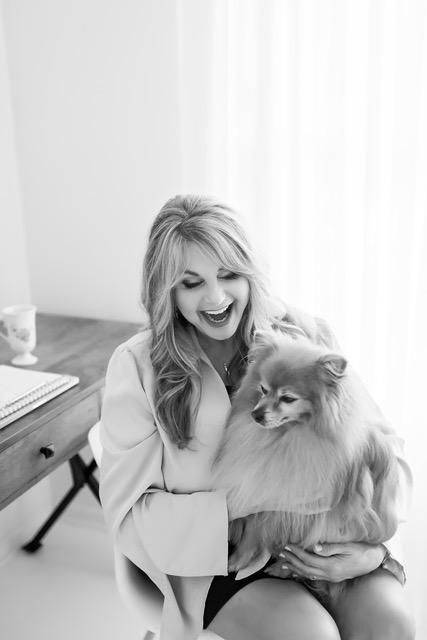 Primo, my small Pomeranian